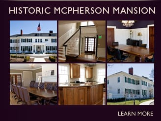 Historic McPherson Mansion | Learn More